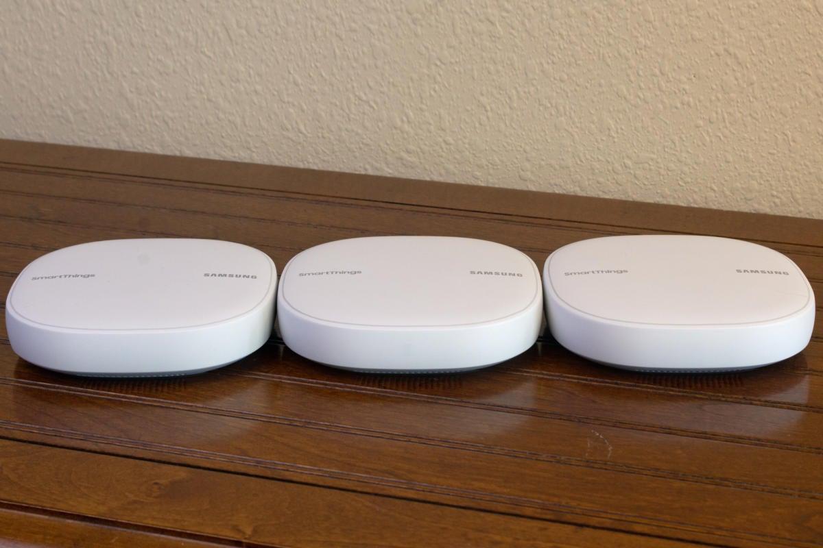 smartthings wifi three pack
