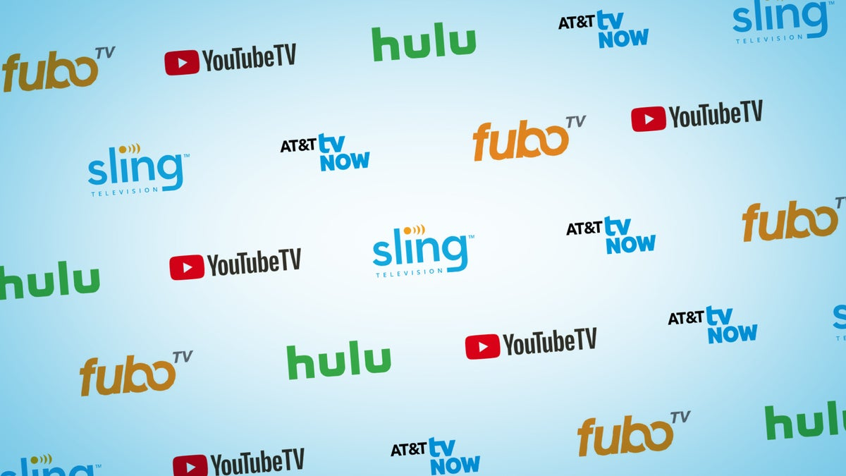 Best Tv Service >> Best Tv Streaming Services For Cord Cutters Slingtv Vs