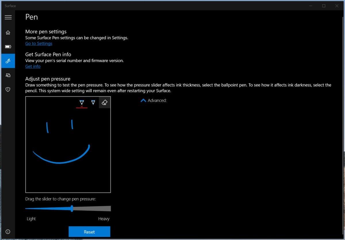 Microsoft Surface Laptop 3 surface app