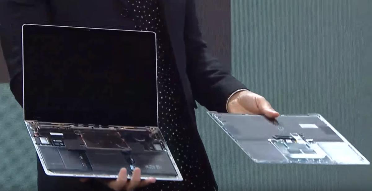 surface laptop 3 guts 2