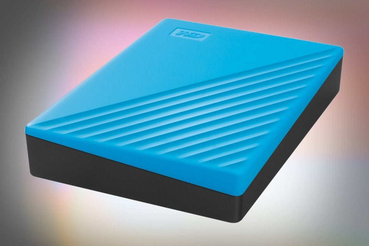 WD's My Passport 5TB USB hard drive review: Updated style and capacity
