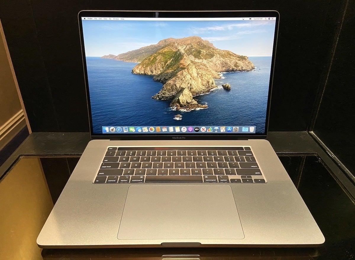 """نتيجة بحث الصور عن 16"""" Macbook Pro"""