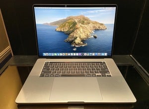 16in macbook pro 1st look