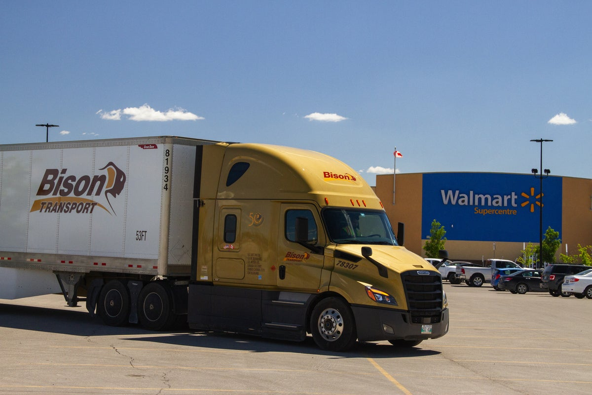 walmart shoot bison winnipeg blockchain