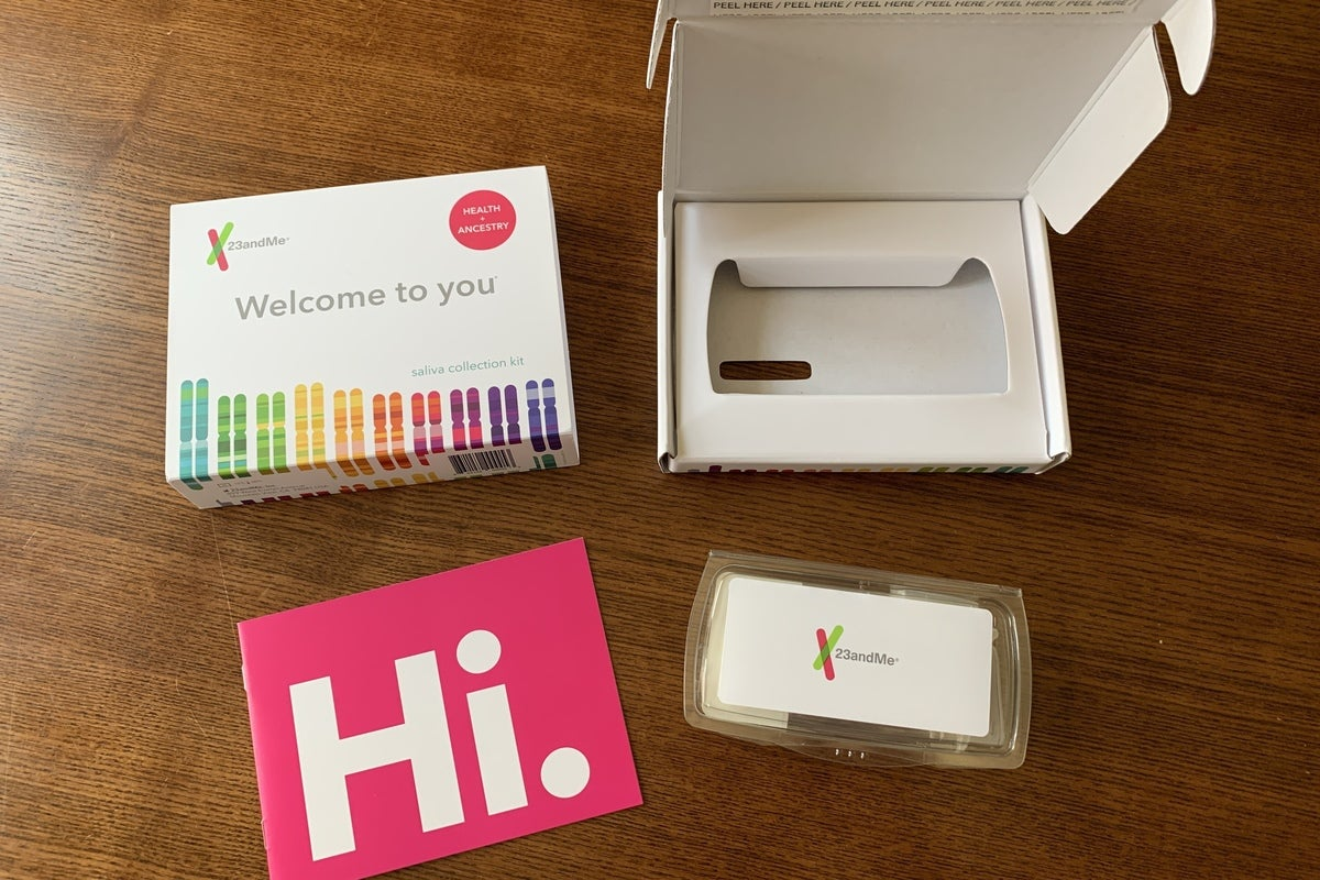 23andme S Ancestry Health Kit Is The Cheapest We Ve Seen All Year Pcworld
