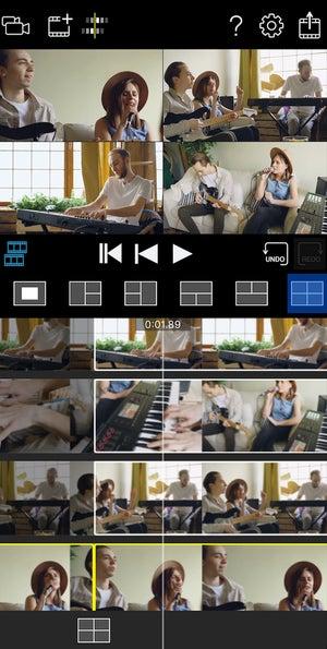 4xcamera maker iphone edit mode