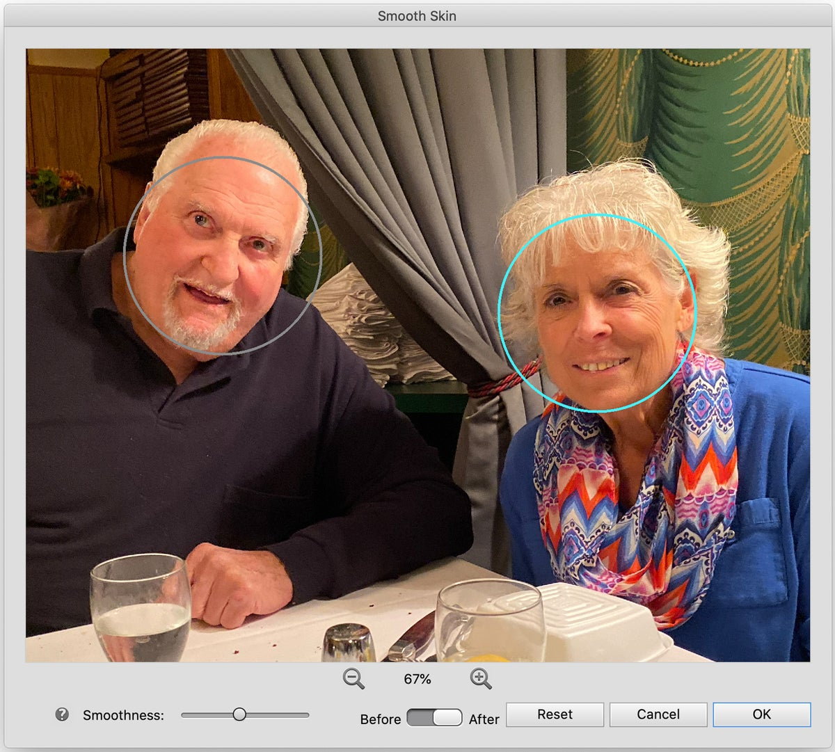 adobe photoshop elements 2020 smooth skin