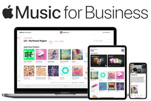 apple music business