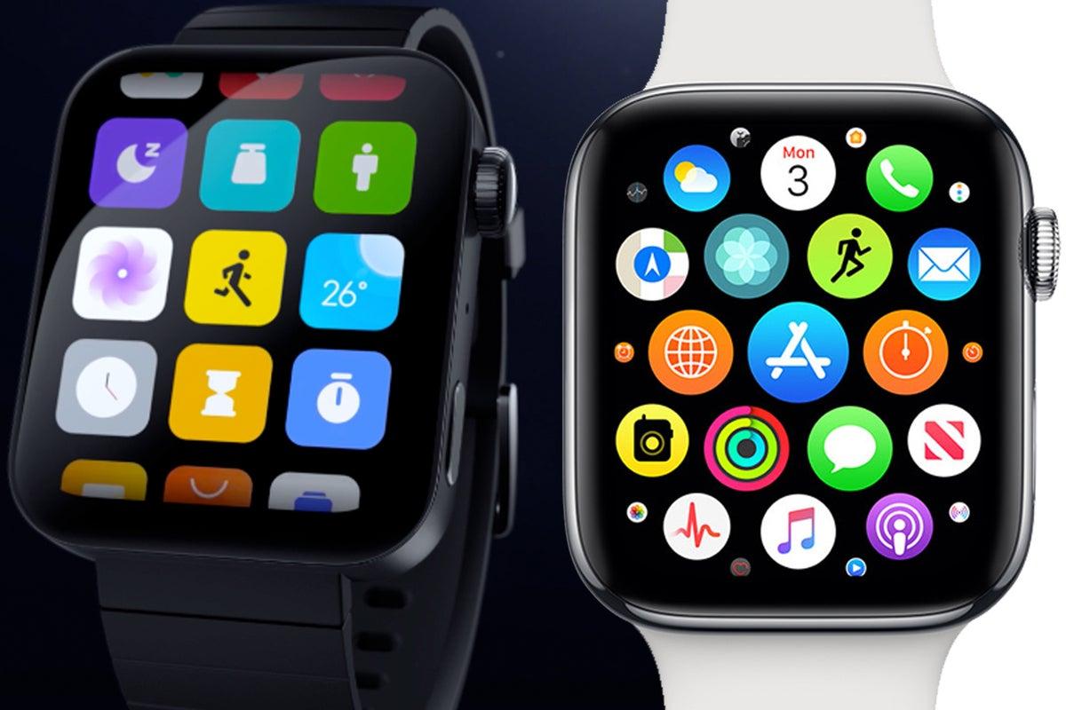 apple watch mi watch apps