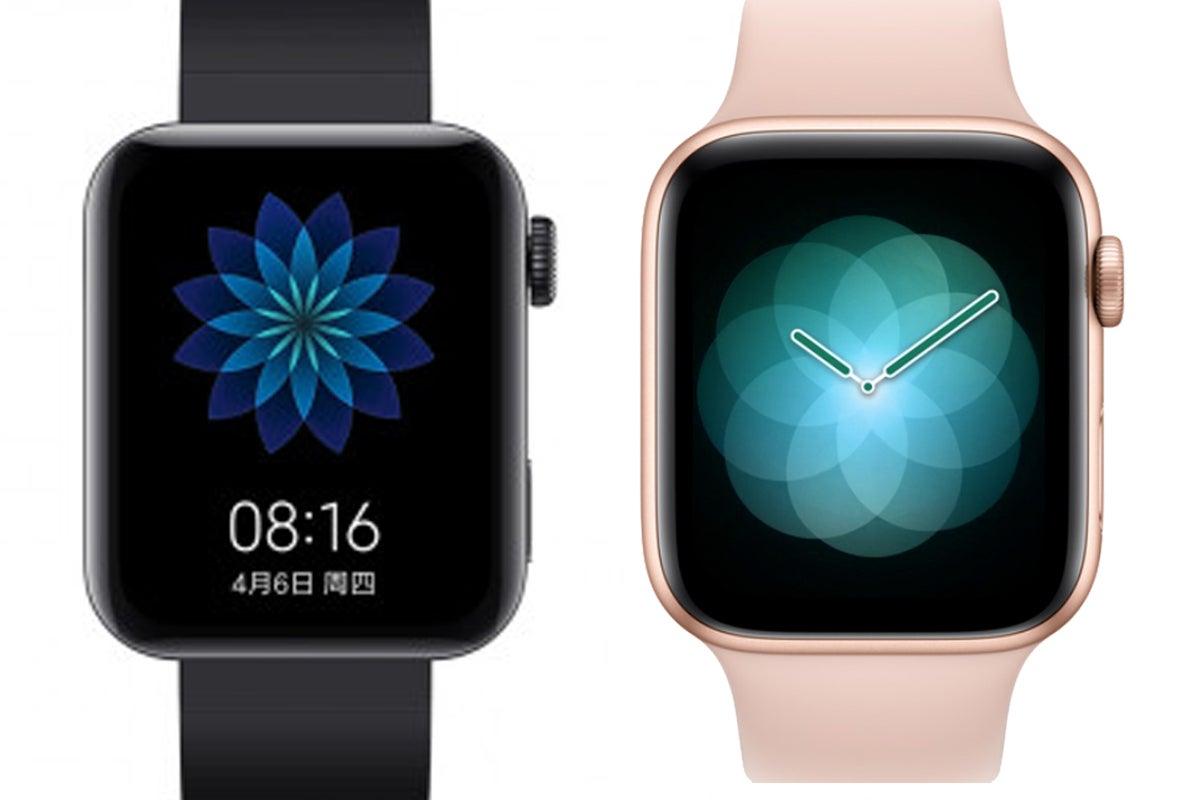 apple watch mi watch breathe