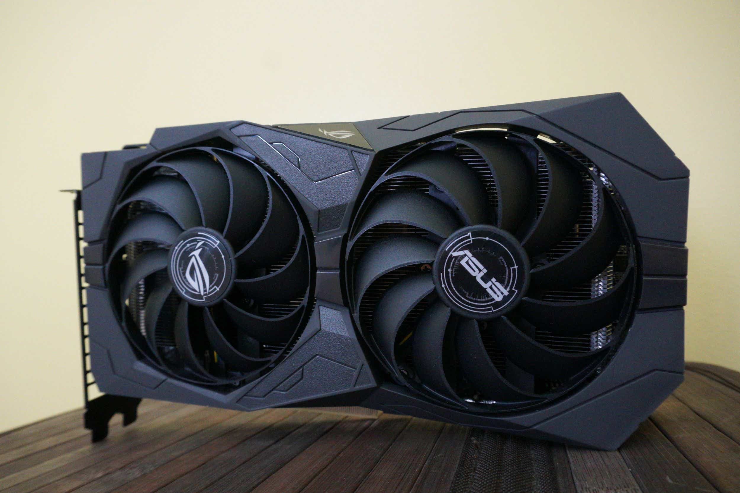 ROG Strix GeForce GTX 1650 Super