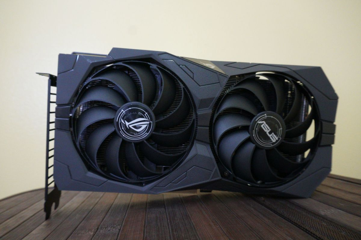asus rog strix geforce gtx 1650 super 7