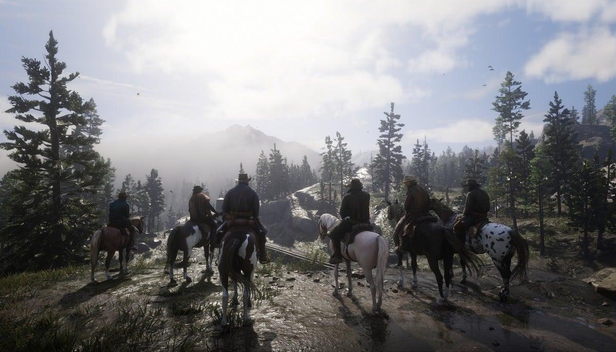 Red Dead Redemption Ii Pc Impressions Drop Dead Gorgeous