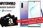 Take part in the 2019 Computerworld UK reader survey