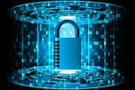 Application security  >  Software code + data protected with a lock