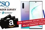 Take part in the 2019 CSO UK reader survey