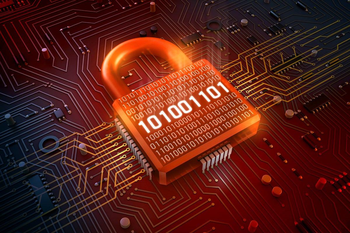 Security  >  Binary lock + circuits