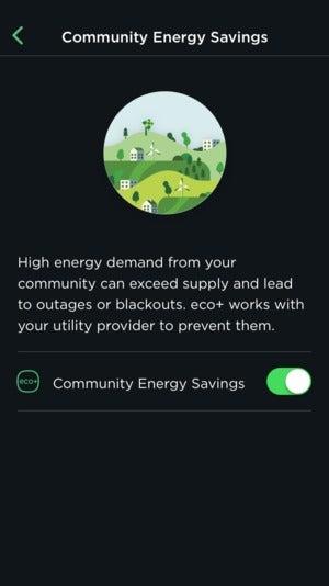 eco plus community energy savings