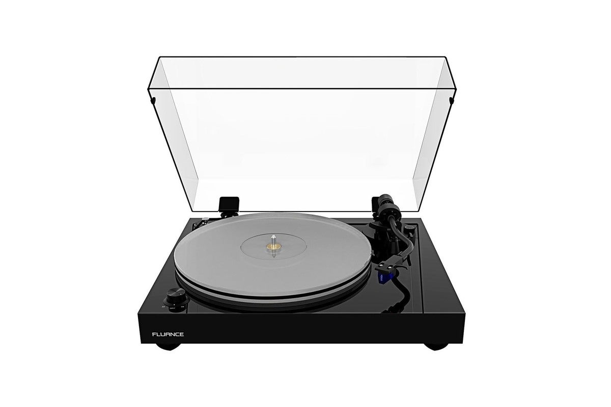 Fluance Rt85 Turntable Review A Great Sounding Turntable For The Vinyl Enthusiast On A Budget Techhive