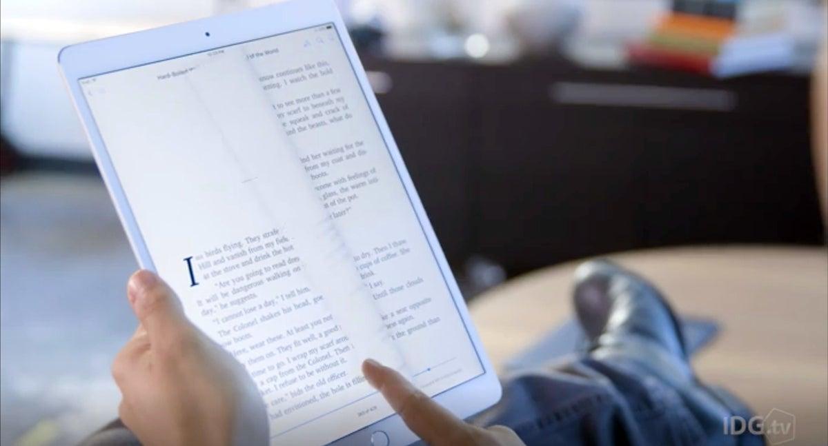 ipad pro ebook