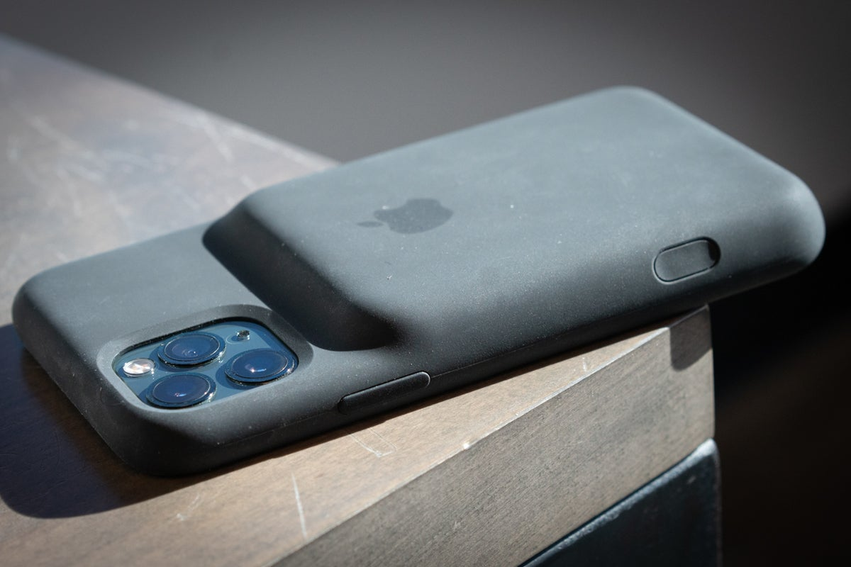 iphone 11 smart battery case camera button
