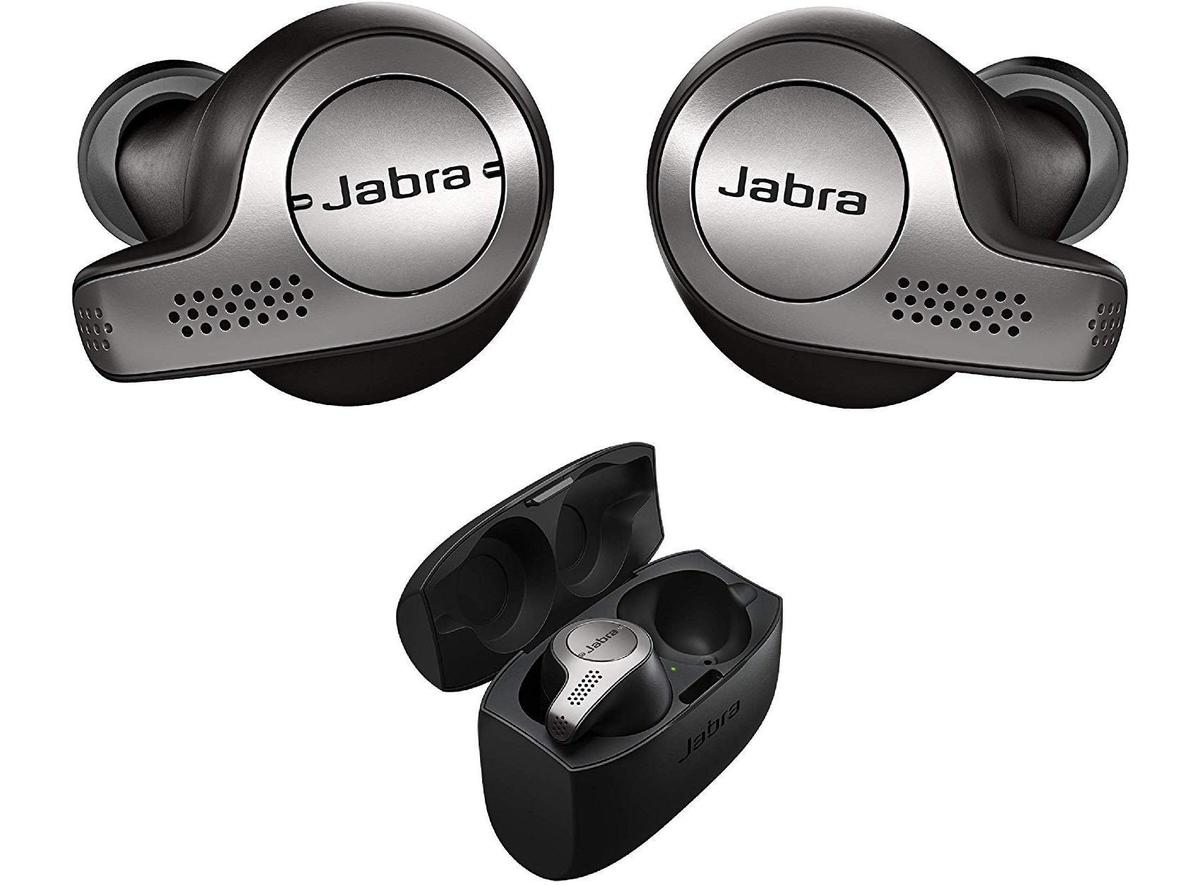 The Amazing Jabra Elite 65t True Wireless Earbuds Are Only 100 For Black Friday Pcworld