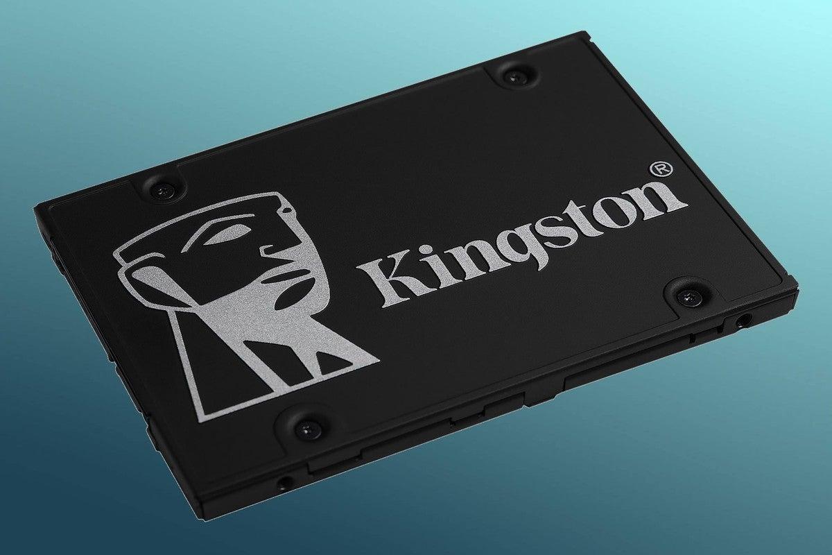 kingston kc600 sata ssd primary