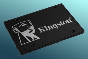 kingston kc600 sata ssd primary