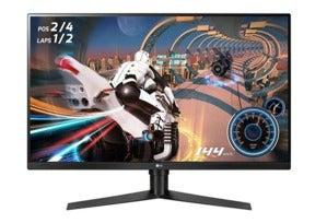 lg ultragear 32 inch qhd gaming monitor 32gk850f b