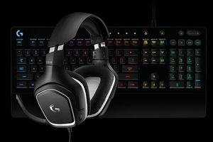 Logitech's G332 SE gaming headset plays on PC or console for $25