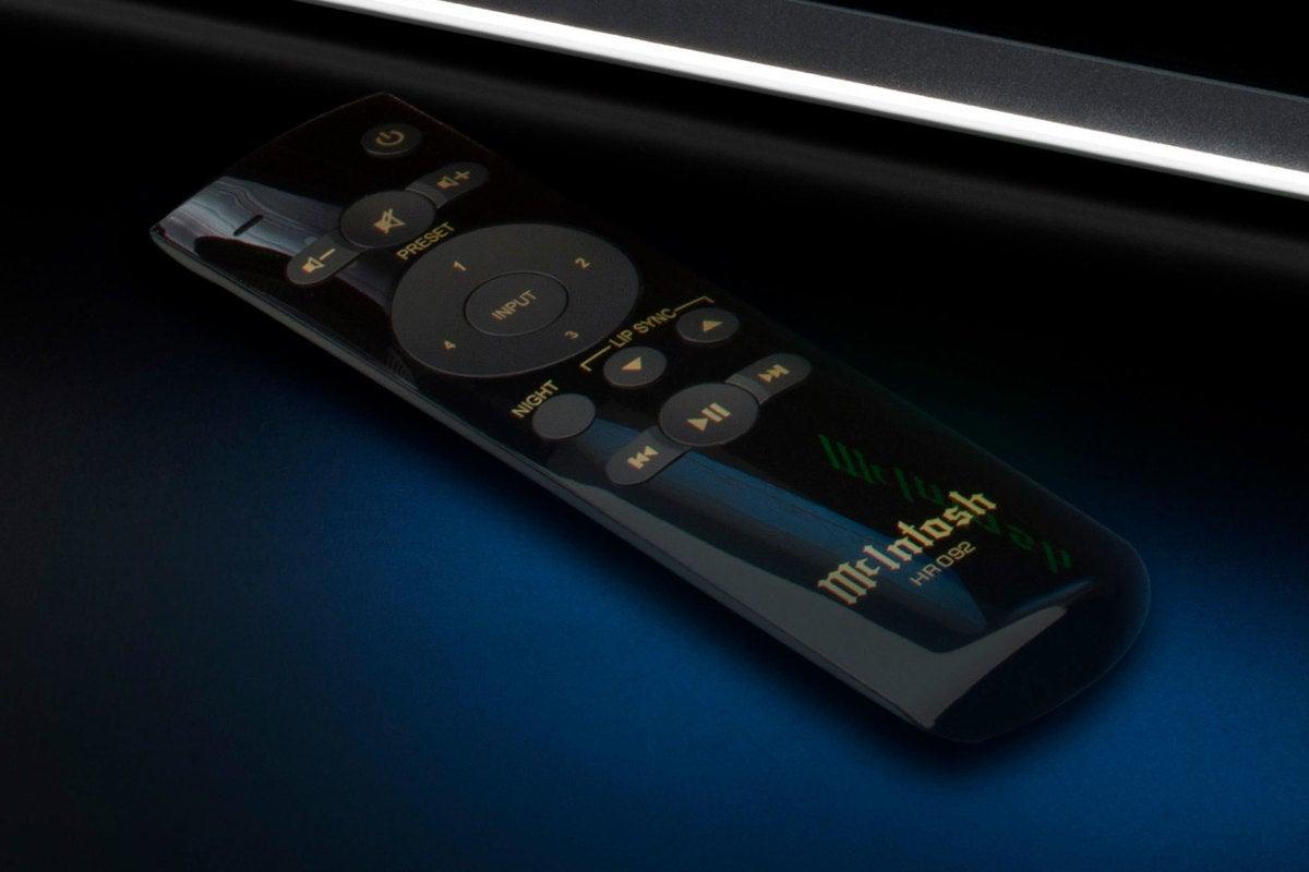 mcintosh rs200 remote