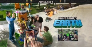 Microsoft minecraft earth