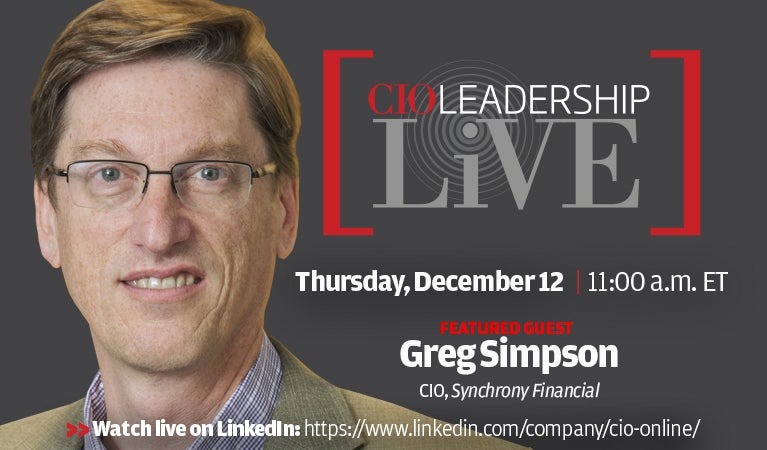 CIO Leadership Live