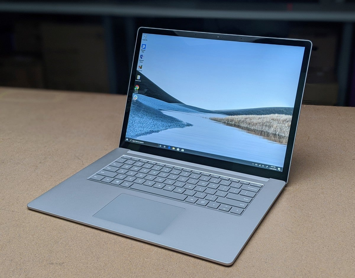 Microsoft Surface Laptop 3 15-inch (Core i7) review: This is