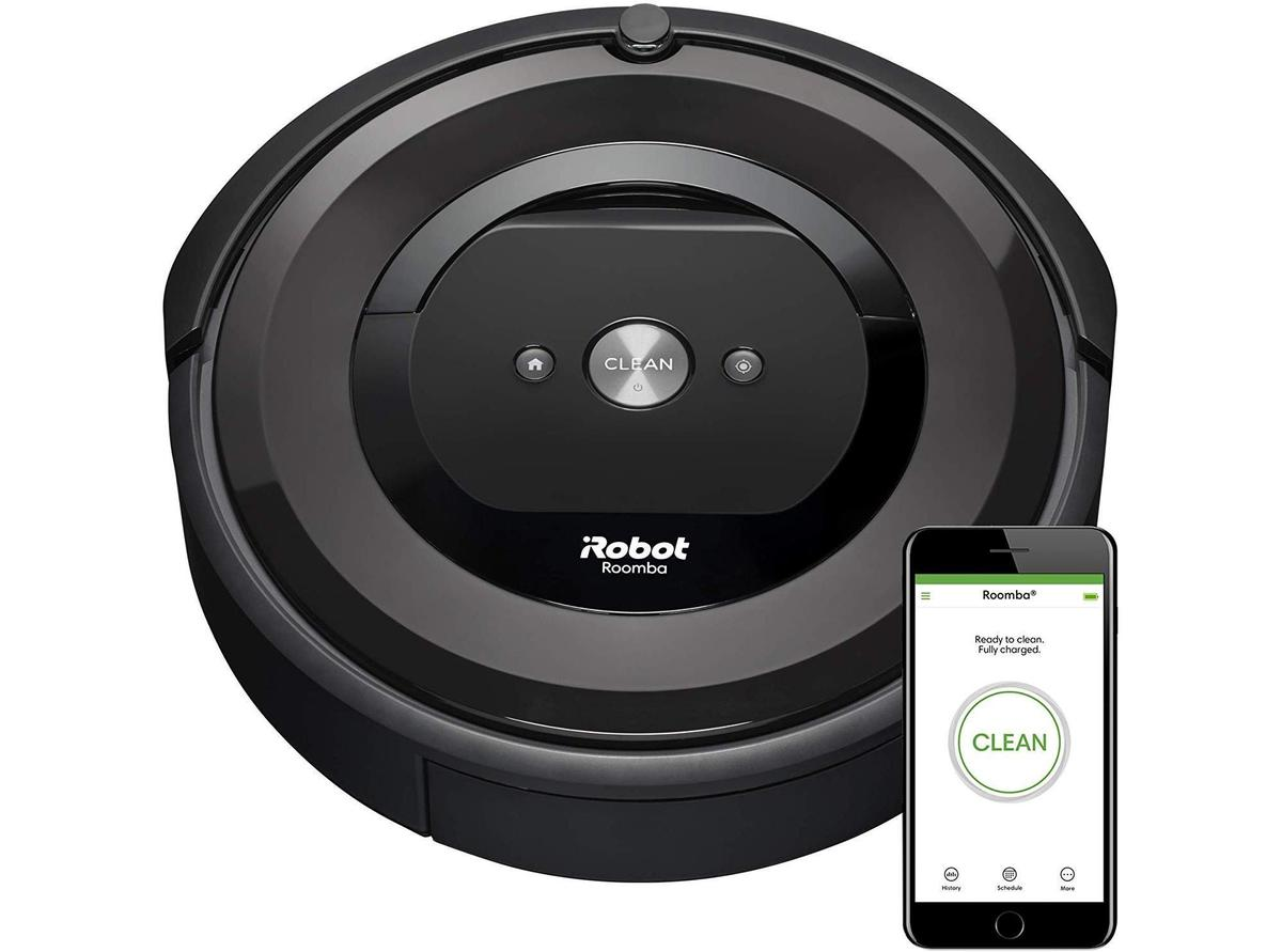 Snag Some Roomba Robot Vacuums In A Killer Pre Black