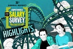 IT Salary Survey 2017: Highlights