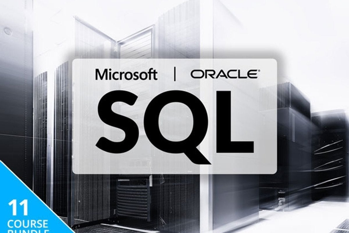 photo of This 11-course Microsoft & Oracle SQL certification prep bundle is only $39 today image