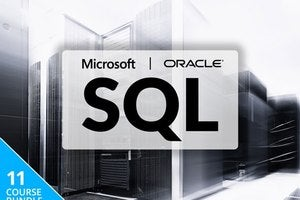This 11-course Microsoft & Oracle SQL certification prep bundle is only $39 today