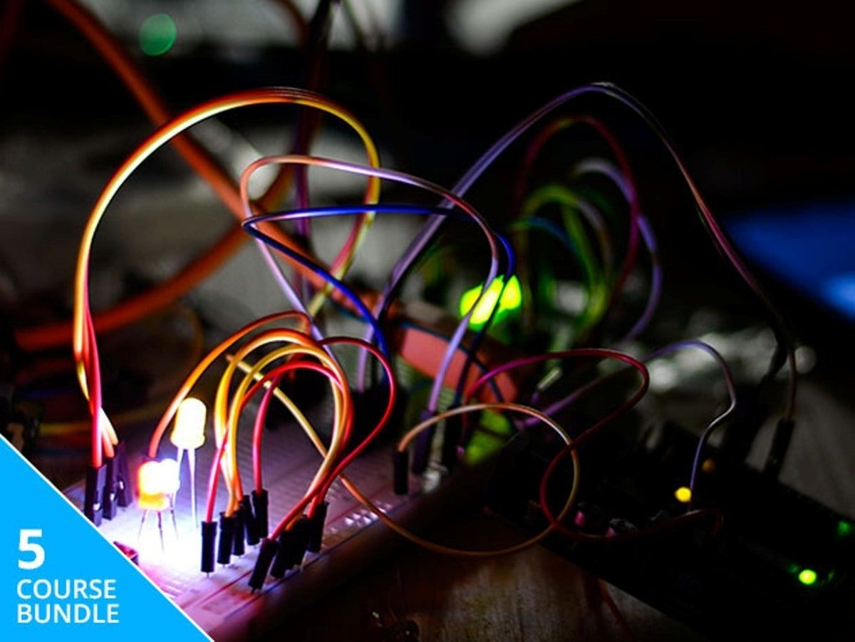 Get An Intro To Basic Electrical Engineering Skills For
