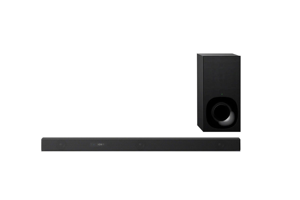 Sony S Ht Z9f 3 1 Soundbar Boasts Dolby Atmos And Dts X Support And It S 200 Off For Black Friday Week Techhive