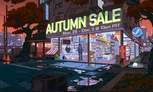 steam autum sale