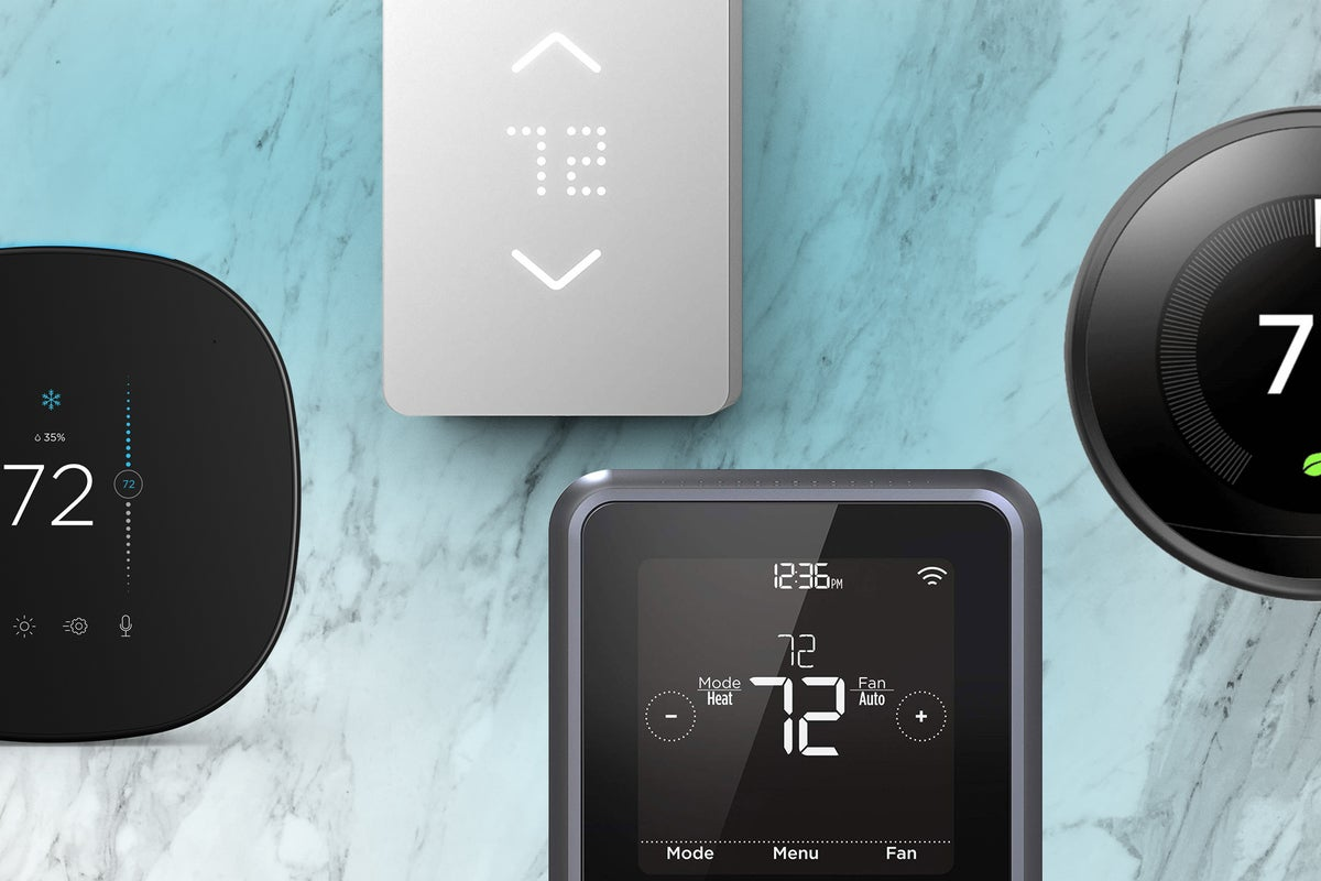 Best smart thermostats for 2021: Reviews and buying advice | TechHive