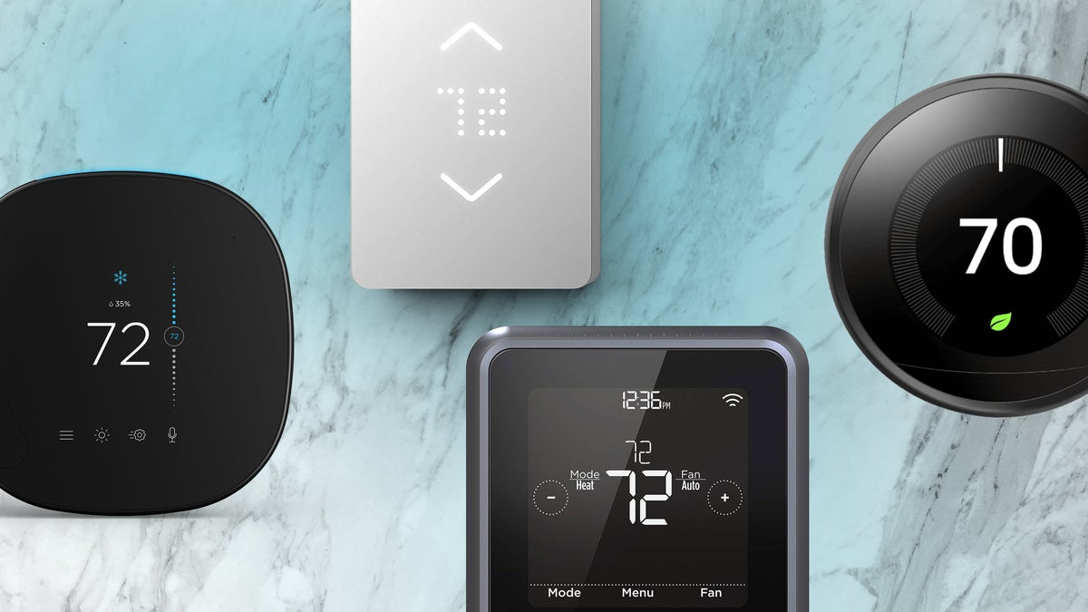 Best Smart Thermostats For 2020  Reviews And Buying Advice