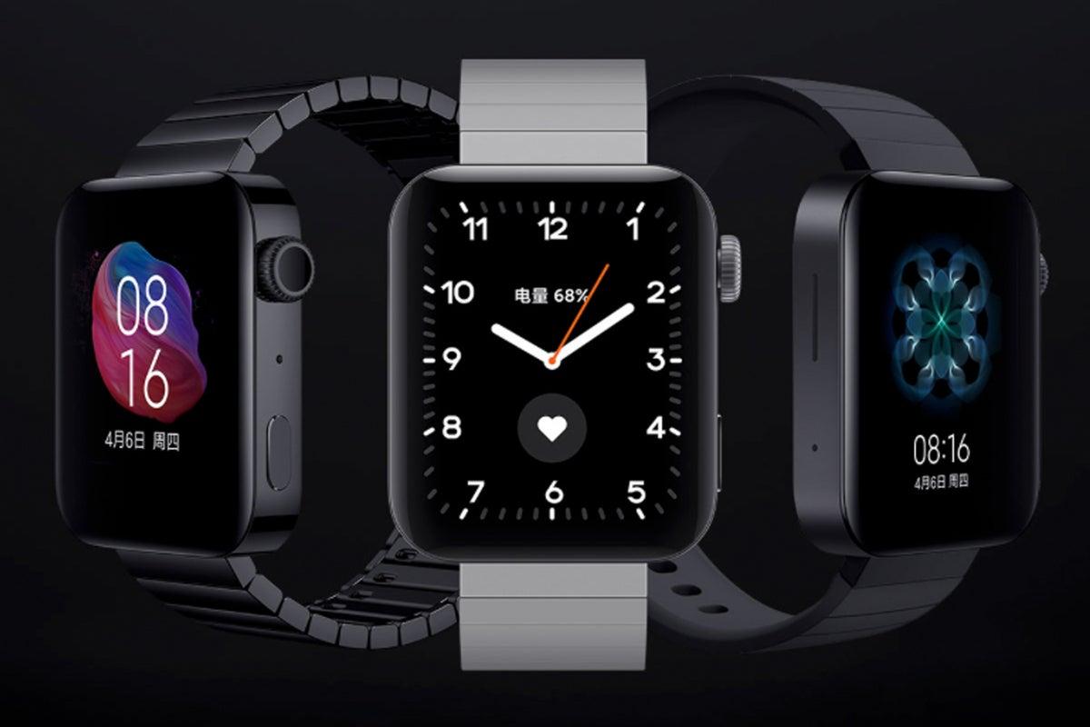 نتيجة بحث الصور عن Xiaomi Mi Watch