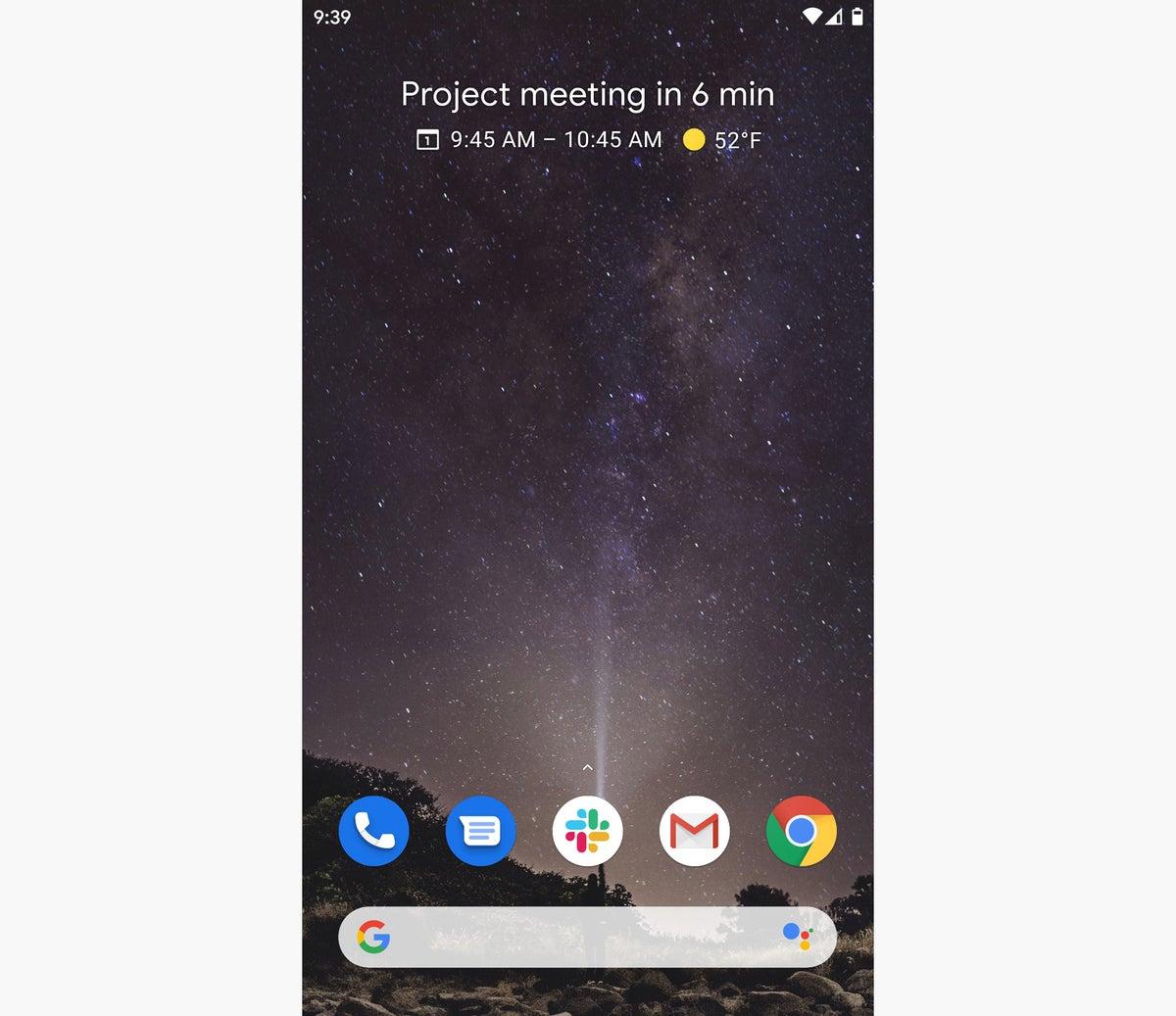 01 optimizar la pantalla de inicio de Android