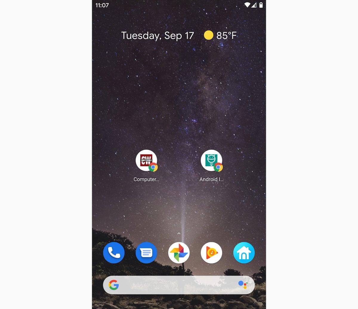 19 accesos directos a la pantalla de inicio de Chrome Android Tips