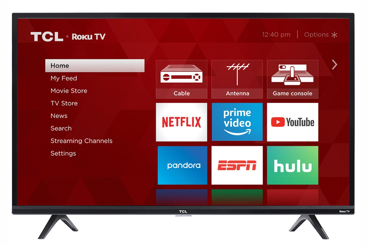 Tcl 3 Series Roku Tv Review This 32 Inch Set Delivers Modern Smart Tv Features For Not A Lot Of Cash Techhive