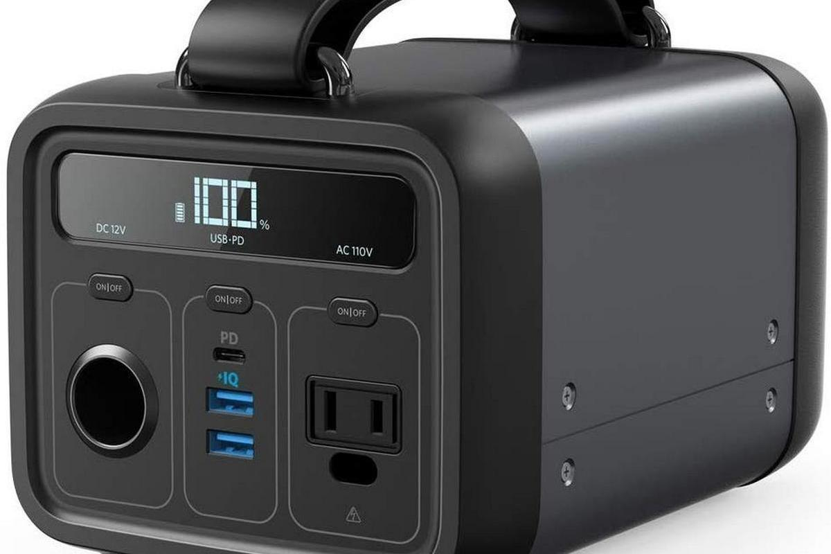 Power up adventure and safety with this Anker generator for only $195
