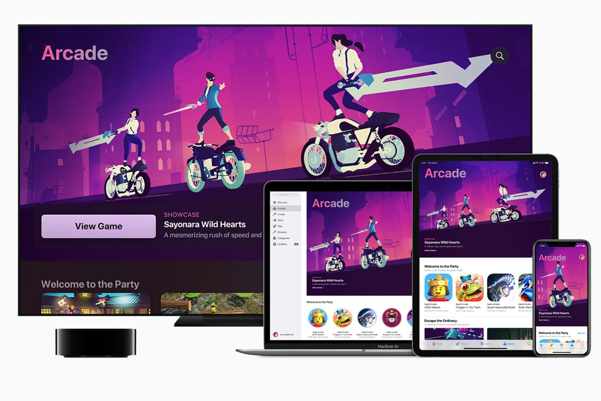 Report: Apple shifts Apple Arcade strategy, cancels some games