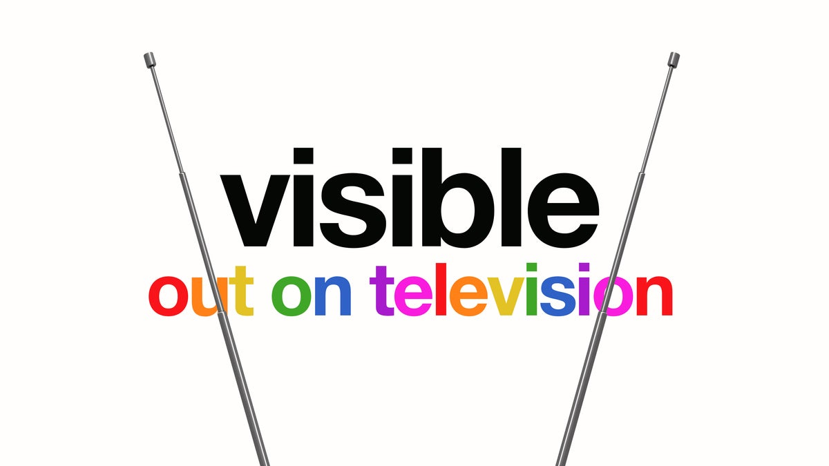 apple tv visible
